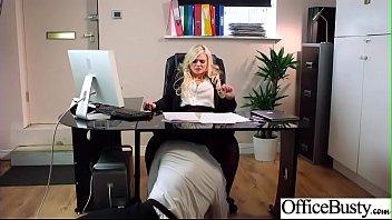 Hardcore Bang With Horny Big Tits Office Girl (Katy Jayne) video-12