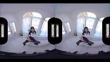 VR Porn Video Game Bioshock Parody Hard Dick Riding On VR Cosplay X