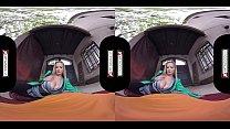 VR Candy Alexa Stimulates Naruto's Energy VRCosplayX com