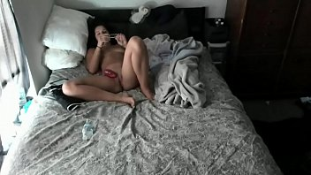 CATCHING GIRLFRIEND ON CAM PLAYING - Hot Girls on cam visit - www.cafeworld.club