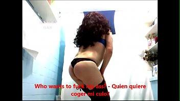 Who wants to fuck my ass - Quien quiere coger mi culo