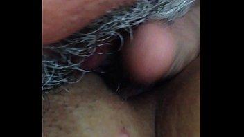 Pepeu sucking Priscila
