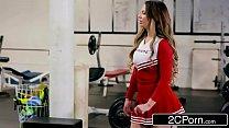 Cheerleader Needs a Stud To Fuck Her - Brooke Beretta