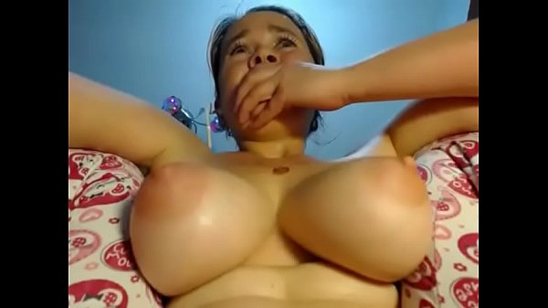 19 Year Old Cant Stop Cumming - More Videos on XXXCAMG.com