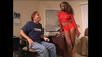hot-black-babe-in-red-shows-off-pokies-and-hot-ass-to-dude-MED