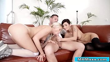 Lindsay Olsen joining a threesome sex