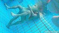 Underwater nude couples sex cam hidden spy