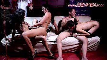Cristal Caraballo Helena Danae Mexican Sex Orgy Party Mexicans Porno Mexicano