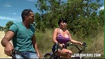 CULIONEROS - Phat Ass Latina Bombshell Sandra Leon Fucks