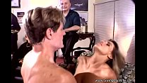 Swinger Goes Crazy For New Cock