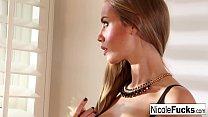 Nicole Aniston's Sexy Tease