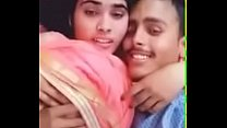Desi randi girlfriend cute boobs fondled and smooch by BF self recorded DesiVdo.Com - The Best Free Indian Porn Site