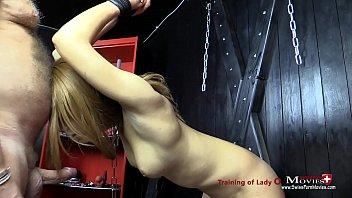 Training der Lady O - Tag 5 mit Schülerin Carmela 20 - SPM Carmela20LO5 891 53 min