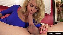 mature woman Erica Lauren loves big dick