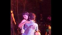 Desi hot stage dance