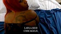 Layla Red - ANAL POV PRE-SCENE w/ Javarri Slay