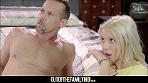 Mom Watches Her Tiny Teen Daughter Kenzie Reeves Get Fucked By Stepdad