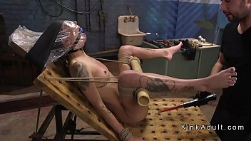 Great domination training for bdsm slave