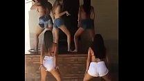 Novinhas Rebolando Ao Som Do Funk