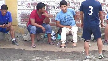 Spy cholos peruanos