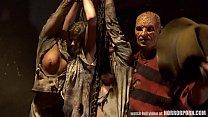 HORRORPORN - Freddy 7 min