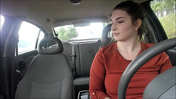 Mechanic Blackmails Hot Girl Stranded On The Road