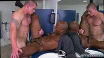 Mature gay men making love free porn The HR meeting