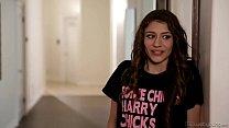 Fake lesbian actress tricking Abella Danger feat. Rebel Lynn