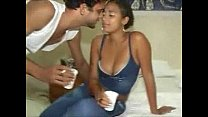 Brazilian couple Amatuer doggystyle fuckin