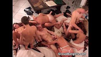 Poland group sex action where boys