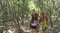 Captured damsels in the forest - 320p