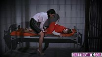 Spoiled little brat got oral lesbian lesson from a MILF