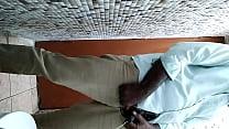 Guy public toilet