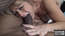 A MOUTH FULL OF BIG BLACK COCK 13 min