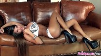 Twistys - (Madison Ivy) starring at Cum Over To My Couch 8 min