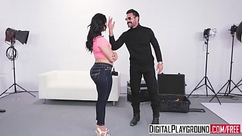 DigitalPlayground - Big Booty Behind the Scenes with (Charles Dera, Mandy Muse)