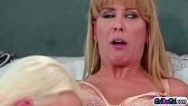 Emma wants and get special attention from her stepmom Cherie