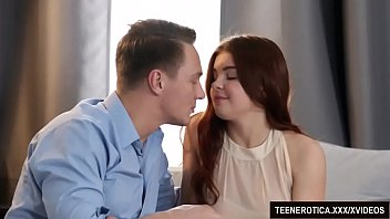 Redheaded Vixen Renata Fox Uses Her Pussy to Please a Guy 8 min