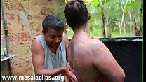 Desi Bhabhi Nude Boobs Pressed Hard by Old Man Video