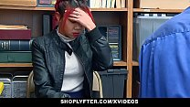 ShopLyfter - Hot Asian Mom (Christy Love) Fucks for Daughters Freedom