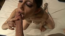 Bella Nikole Black real strong orgasm in cowgirl position