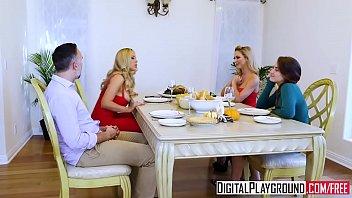 DigitalPlayground - Thanks giving Turkey Toss with (Cherie Deville, Keiran Lee, Olivia Austin)