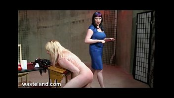 Wasteland Bondage Sex Movie -  Mistress Discipline (Pt 1)