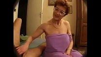 cornée velue Française maman ravagée par ses amis