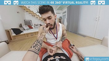 VRBGay.com Hot hunks take the first place in the Anal-sex