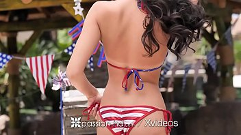 PASSION-HD Backyard 4th of July outdoor celebration FUCK