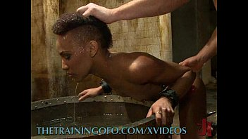 Nicki Darling Trained as a Slave 13 min
