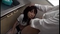 Schoolgirl In Training Dress To Suck Cock Cum To Mouth