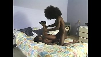 Teenage girl Sillowet loves to ride a big black cock