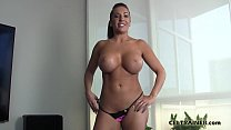 I am going to make you swallow cum until you love it CEI